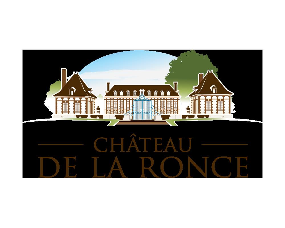 logo chateau de la ronce couleur