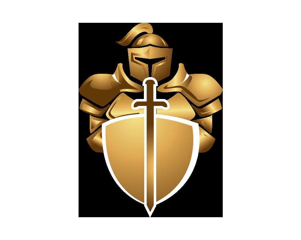 Logo armure