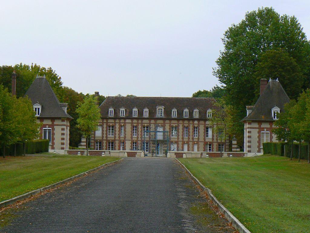 Photo chateau de la ronce