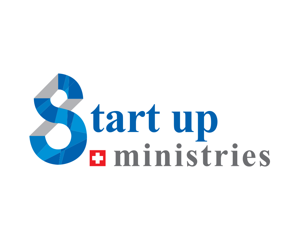 Logo start up ministries